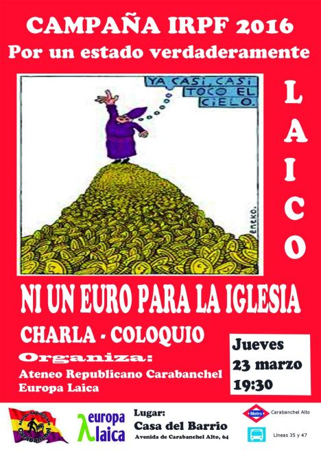 Charla laicismo 20170323